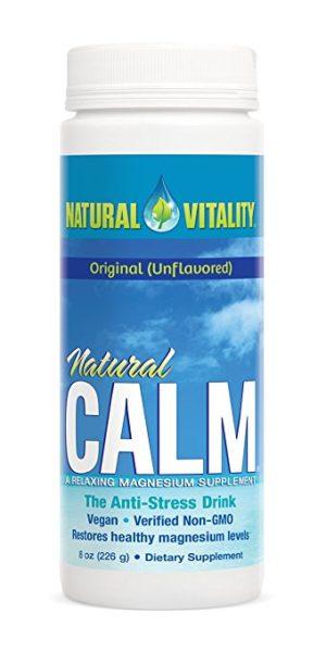 Natural Vitality Natural Calm Drink