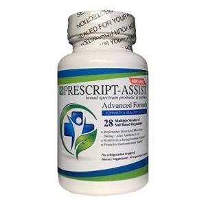 Prescript-assist Broad Spectrum Probiotic Prebiotic Complex 90 Capsules