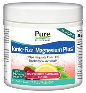 Pure Essence Labs Ionic Fizz Magnesium Plus 12.06 oz