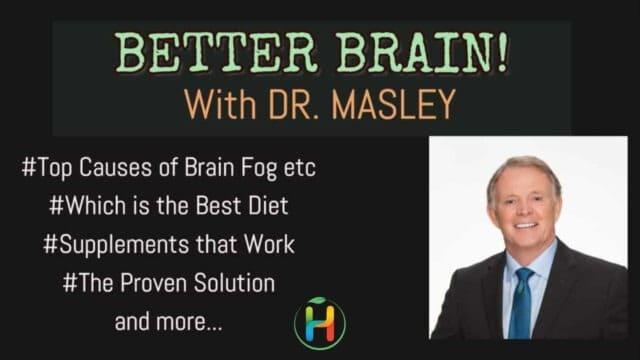 Reversing Brain Disease with Dr. Steven Masley
