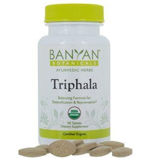 Banyan Botanicals Triphala