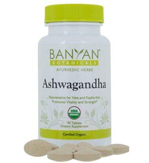 Banyan Botanicals Ashwagandha Tablets