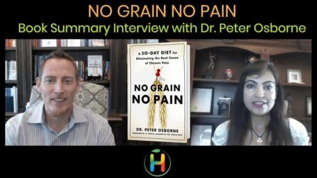 "Book Summary ""No Grain No Pain"" By Dr. Peter Osborne"