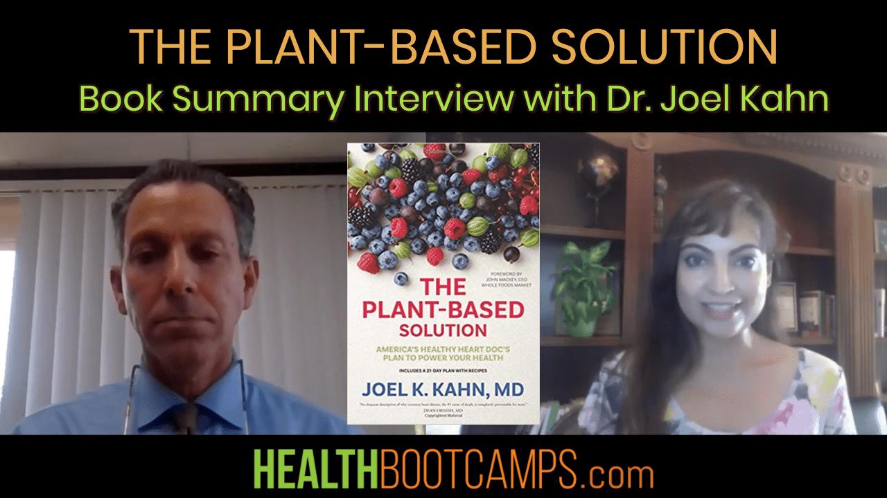 Plant-Based Solution by Dr. Joel Kahn