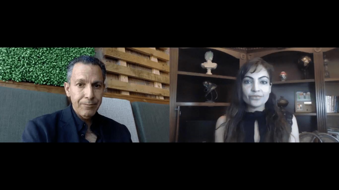 Dr. Joel Kahn and Reena