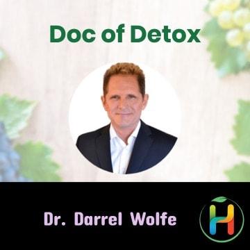 doc of detox dr darrel wolfe