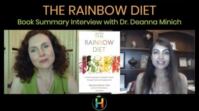 "Book Summary ""The Rainbow Diet"" By Dr. Deanna Minich"