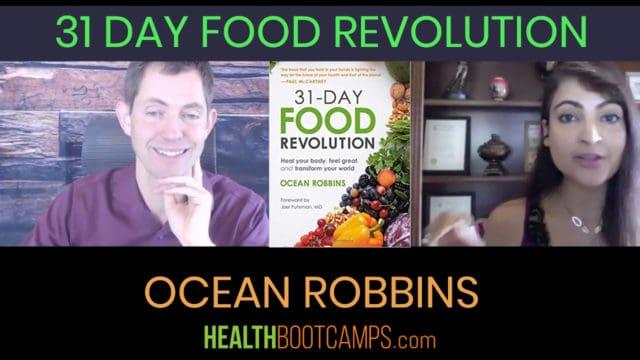 "Book Summary ""31-Day Food Revolution"" By Ocean Robbins"