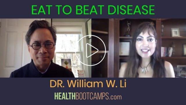 EAT TO BEAT DISEASE WILLIAM LI