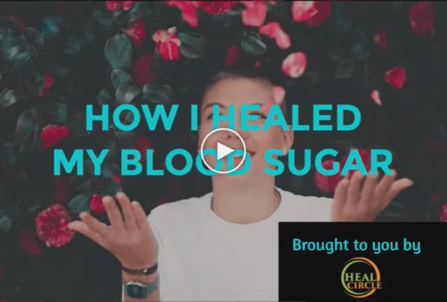 How I healed my blood sugar